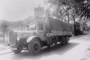 Der erste Mercedes 1930