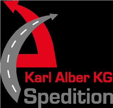 Spedition Alber Albstadt Logo